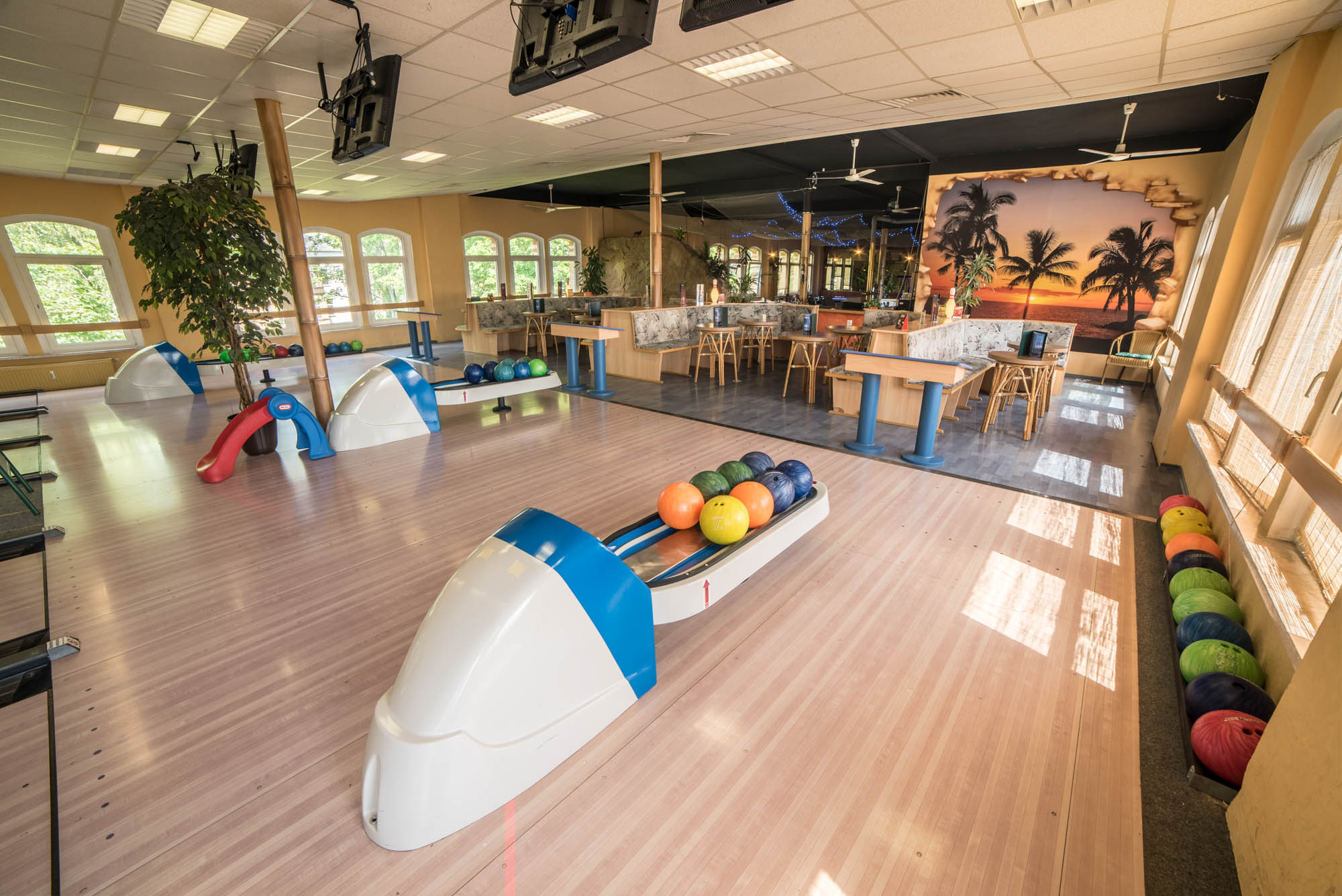 World of Bowl Oelsnitz - Kenny Pool Fotografie