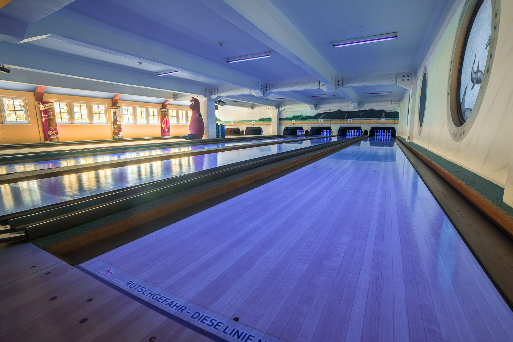 World of Bowl Auerbach - Kenny Pool Fotografie